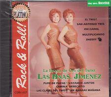 Las Hermanas Jimenez La Epoca de Oro del Twist CD New Nuevo Sealed