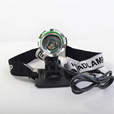 1800Lm CREE XM-L T6 LED Head Front Bicycle Lamp Bike Light Headlamp Headlight