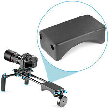 Video Camera Shoulder Pad Mount for 15mm Rod Support System DSLR Rig