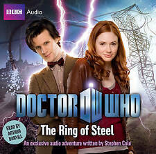 Doctor Who : Ring of Steel BBC AUDIOBOOK CD 2010