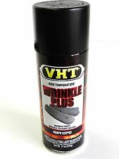 VHT SP201 BLACK WRINKLE PLUS FINISH VALVE COVER SPRAY PAINT