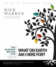The Purpose Driven Life: What on Earth Am I Here For?, , New Books