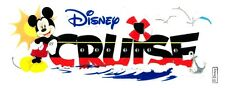Jolee's Disney CRUISE Stickers MICKEY MOUSE VACATION