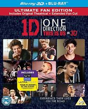 One Direction: This Is Us Blu-ray 3D &2D