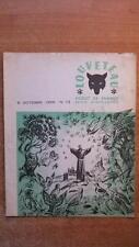 SCOUTISME / REVUE LOUVETEAU N° 13 OCTOBRE 1956 - SCOUTS DE FRANCE