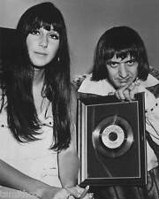 Sonny and Cher 8x10 Photo 006