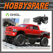 AXIAL RTR RAM POWER WAGON DODGE SCX10 4WD RC ROCK CRAWLER 2.4Ghz 90037