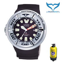 Citizen PROMASTER orologio subacqueo bj8050-08e 30bar ECO-DRIVE antimagnetica Ecozilla