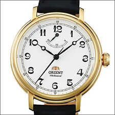 Orient Monarch 40mm Hand Winding Watch with Power Reserve Indicator #DD03001W