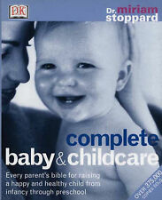 Complete Baby and Childcare, Stoppard, Miriam Hardback Book