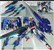 Bandai MG 1/100 7 Seven Swords G Exia Raiser Gundam 00 OAnime Model Kit Toy