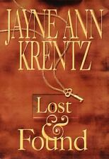 Jayne Ann Krentz ~LOST AND FOUND ~SIGNED ~1ST/DJ