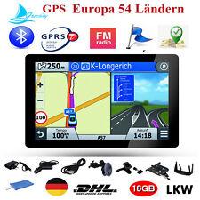 "GOLDBAY7"" Zoll LKW Truck GPS Navigationsgerät Navigation Navi Bluetooth 16GB Neu"