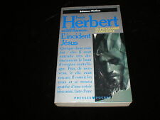 Frank Herbert & Bill Ransom : L'incident Jésus Editions Pocket 1989 Siudmak