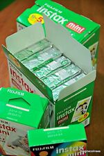 Fujifilm Instax Mini 8 Film Bundle 20,50,100,150 Shots CHEAP PRICES! ££