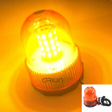 12V/24V 40 LED Roof Flashing Emergency Warning Light Beacon Strobe Lights Amber