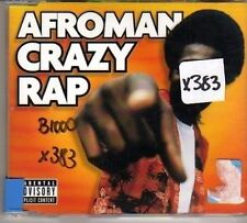 (CO614) Afroman, Crazy Rap - 2001 CD