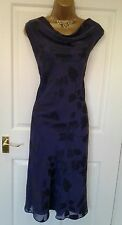 Gorgeous Jacques Vert Dress - Size 14 - Wedding/Evening/Cruise/Races-Immaculate!