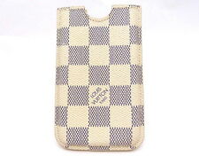 AUTHENTIC LOUIS VUITTON PARIS AUTHENTIC DAMIER AZUR IPHONE 4 CASE