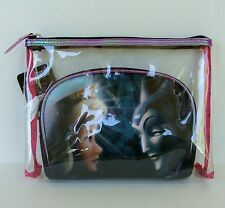 Maleficent Aurora Makeup Bag Beauty Case Disney Villians Evil Queen Princess New