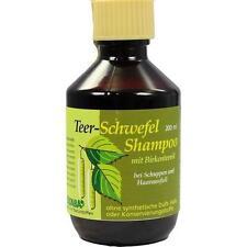 ATABA Teer Schwefel Shampoo 200 ml PZN 7721091