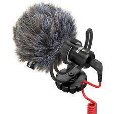Original Rode VideoMicro On Camera Shoe Mount Rycote Lyre Onboard Microphone