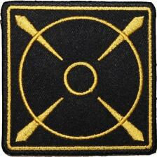 Babylon 5 Security NCO Logo Badge Embroidered Patch Sew/Iron-on 7.5cm