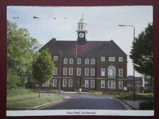 POSTCARD HERTFORDSHIRE LETCHWORTH - THE TOWN HALL