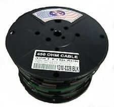 JSC DR-450S 450 0hm Low Loss Ladder Feeder Cable 10m 32 Feet