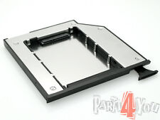 I/Bay Ultra Slim HD CADDY 2nd HARD DISK SATA Dell Precision m2400 m4400 m4500