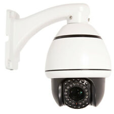1200TVL HD 30x Zoom PTZ Night Vision Home Security CCTV Camera System with RS485