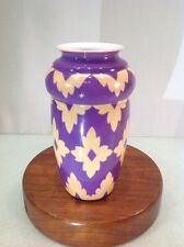 "Vintage Very Rare R S Tillowitz Vase Made In 1940's, 6"" Tall, 3"" Wide."