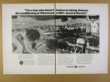 1974 Winewood Development Tallahassee FL photo GE Air Conditioning vintage Ad