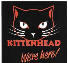 Kittenhead - We're Here! great new US skater pop punk album