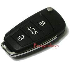 AUDI A4 A6 A8 TT Q5 Q7 3 Button 433 MHZ KEY REMOTE 8E0 837 220 Q ORIGINAL #A2