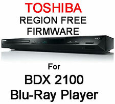 REGION FREE FIRMWARE for BDX2100 BLU-RAY PLAYER