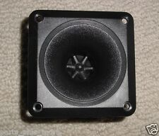 "Piezo Horn Tweeter Wide Dispersion 50 Watt, 3.5"" with Mounting Screws!"
