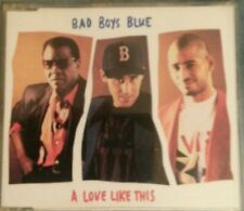 Bad Boys Blue Maxi-CD A Love Like This  3TRACKS