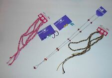 Limited Too & Justice Girls Jewelry & 3-in-1 Braided Wraps Lot NWT