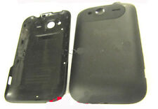 For HTC G13 Wildfire S G8s Rear Back Door Battery Cover Case Replacement Black