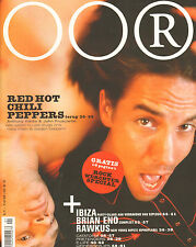 MAGAZINE OOR 1999 nr. 11 - RED HOT CHILI PEPPERS/HEIDEROOSJES/BRIAN ENO