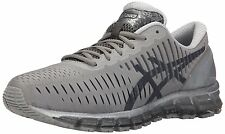 ASICS Gel Quantum 360 sz 8 Wolf Grey Silver Run Premium Running T5J1N 9695 NEW