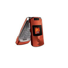 Phone Motorola V3xx Orange NEW & Sealed Unlocked