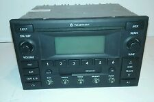 02 03 04 05 VW Golf Jetta Passat Radio Cd Cassette PLAYER TESTD Y30#033