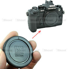 Camera Body Cover Cap for Olympus Micro 4/3 Four Thirds PEN E-P1 E-P2 E-P3 E-P5