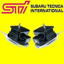 GENUINE SUBARU IMPREZA WRX STi GC8 GDB HEAVY DUTY GROUP N ENGINE MOUNT KIT