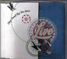Live-They Stood Up For Love cd maxi single
