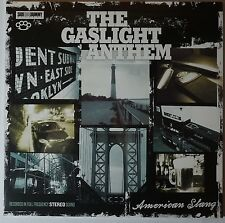 The Gaslight Anthem - American Slang LP limited colored NEU/SEALED gatefold