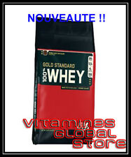 100% Whey Gold 4.5kg Vanille protéine Optimum Nutrition