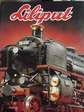 Catalogo Treni LILIPUT in H0 anno 1979 - ENG DEU FRA - Tr.2